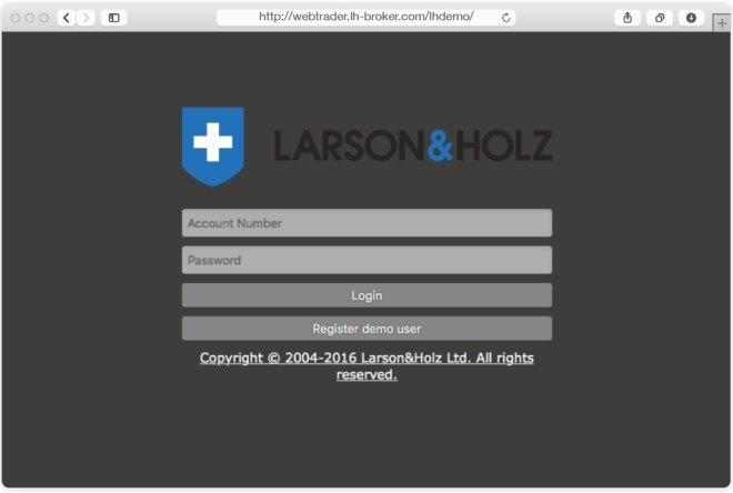 Larson&Holz – Forex, CFD Contracts   Traders' Social Network